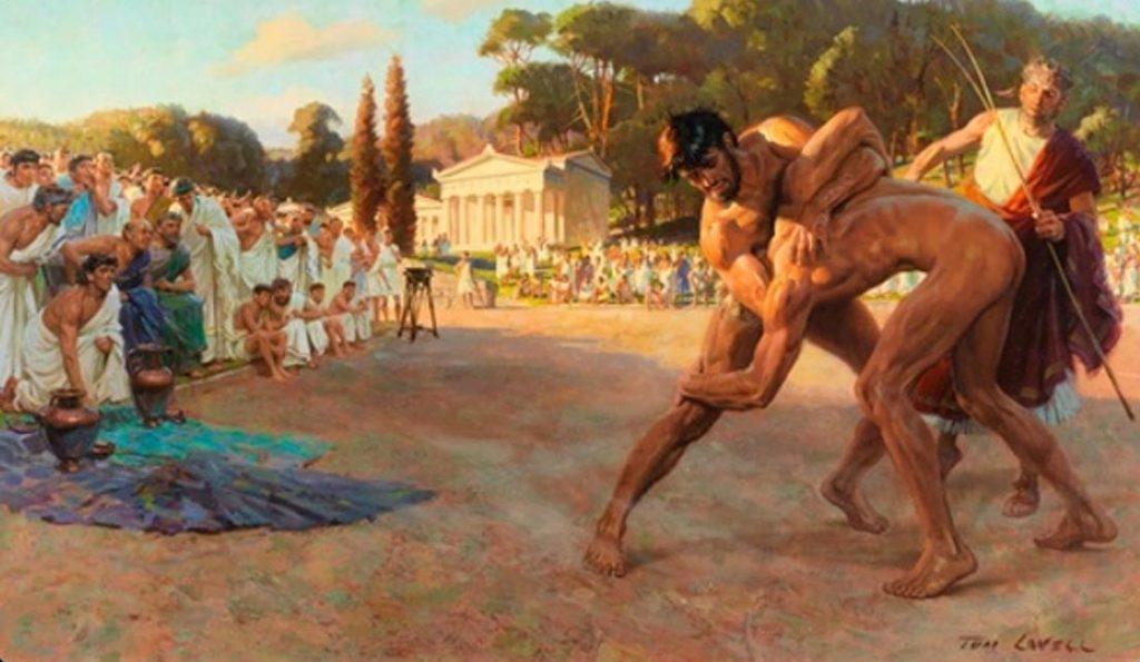 Olimpiade Olahraga Tertua di Dunia 2